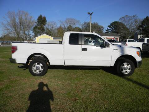 2010 Ford F-150 for sale at SeaCrest Sales, LLC in Elizabeth City NC