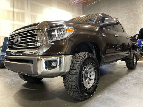 2018 Toyota Tundra for sale at Platinum Motors in Portland OR