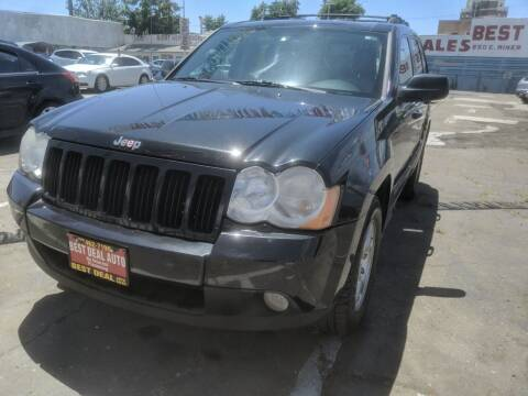 2009 Jeep Grand Cherokee for sale at Best Deal Auto Sales in Stockton CA