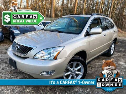 2008 Lexus RX 350 for sale at High Rated Auto Company in Abingdon MD