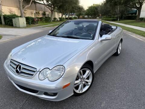 2008 Mercedes-Benz CLK for sale at Presidents Cars LLC in Orlando FL