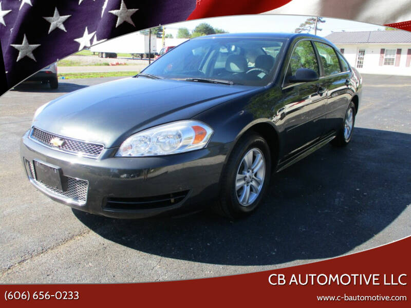 2015 Chevrolet Impala Limited for sale in Corbin, KY