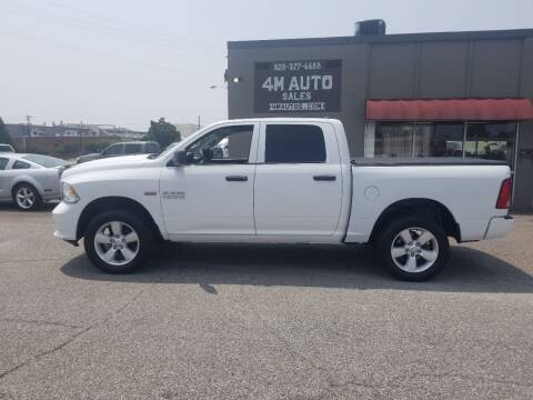 2014 RAM Ram Pickup 1500 for sale at 4M Auto Sales | 828-327-6688 | 4Mautos.com in Hickory NC