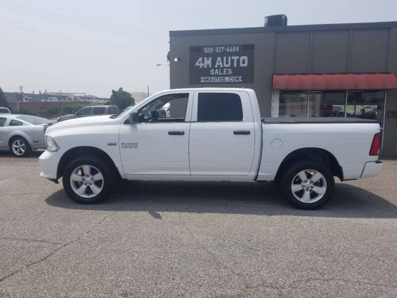 2014 RAM Ram Pickup 1500 for sale at 4M Auto Sales   828-327-6688   4Mautos.com in Hickory NC