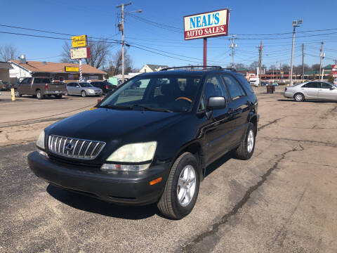 2001 Lexus RX 300 for sale at Neals Auto Sales in Louisville KY
