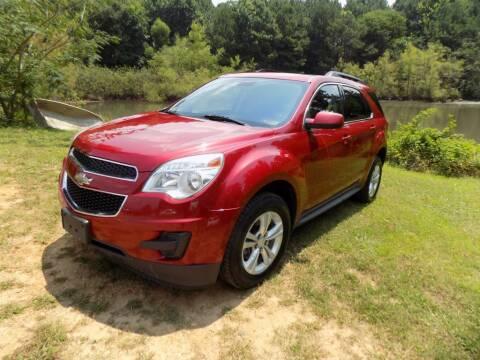 2014 Chevrolet Equinox for sale at S.S. Motors LLC in Dallas GA