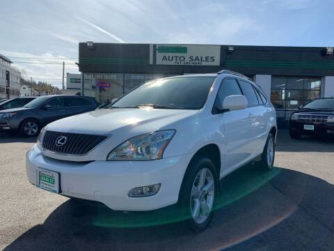 2007 Lexus RX 350 for sale at Wakefield Auto Sales of Main Street Inc. in Wakefield MA
