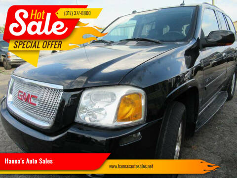 2005 GMC Envoy for sale at Hanna's Auto Sales in Indianapolis IN