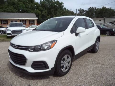 2017 Chevrolet Trax for sale at PICAYUNE AUTO SALES in Picayune MS