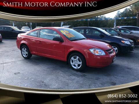 2006 Chevrolet Cobalt for sale at Smith Motor Company INC in Mc Cormick SC