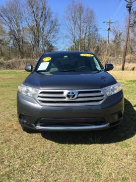 2011 Toyota Highlander for sale at CAPITOL AUTO SALES LLC in Baton Rouge LA