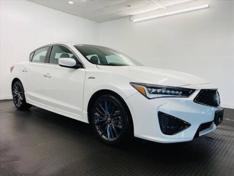 2019 Acura ILX for sale at Champagne Motor Car Company in Willimantic CT