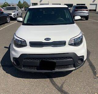 2018 Kia Soul for sale at Utah Credit Approval Auto Sales in Murray UT