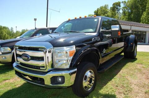 2016 Ford F-350 Super Duty for sale at Modern Motors - Thomasville INC in Thomasville NC