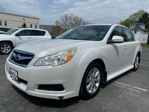 2011 Subaru Legacy for sale at 1NCE DRIVEN in Easton PA