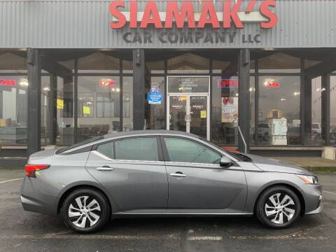 2019 Nissan Altima for sale at Siamak's Car Company llc in Salem OR