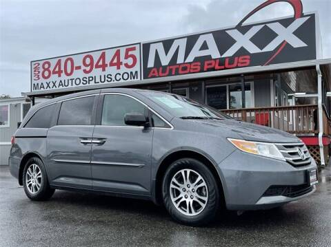 2011 Honda Odyssey for sale at Maxx Autos Plus in Puyallup WA