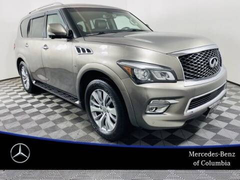 2015 Infiniti QX80 for sale at Preowned of Columbia in Columbia MO