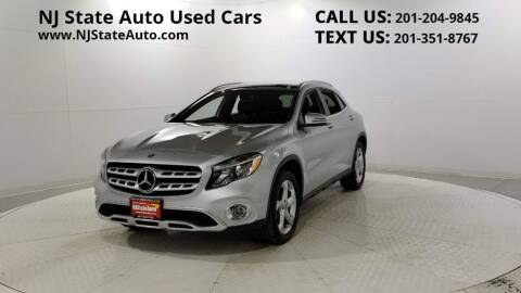 2018 Mercedes-Benz GLA for sale at NJ State Auto Auction in Jersey City NJ