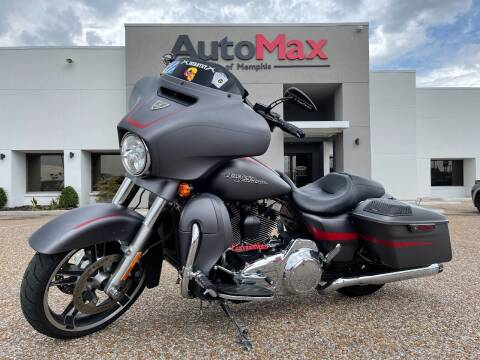 2016 Harley-Davidson Street Glide for sale at AutoMax of Memphis - V Brothers in Memphis TN