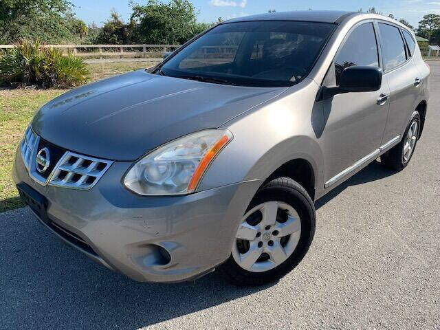 2011 Nissan Rogue for sale at Deerfield Automall in Deerfield Beach FL