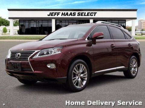 2014 Lexus RX 350 for sale at JEFF HAAS MAZDA in Houston TX