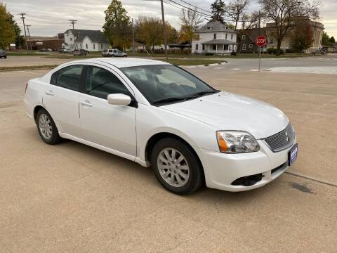 2012 Mitsubishi Galant for sale at Kobza Motors Inc. in David City NE