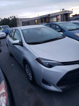 2019 Toyota Corolla for sale at Thomas Auto Sales in Manteca CA