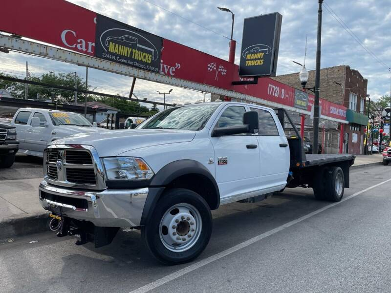 2012 RAM Ram Chassis 5500 for sale at Manny Trucks in Chicago IL