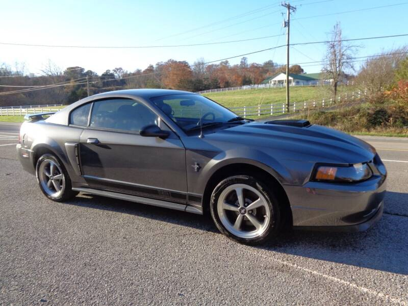 2003 Ford Mustang for sale at Car Depot Auto Sales Inc in Seymour TN