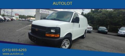 2017 Chevrolet Express Cargo for sale at AUTOLOT in Bristol PA