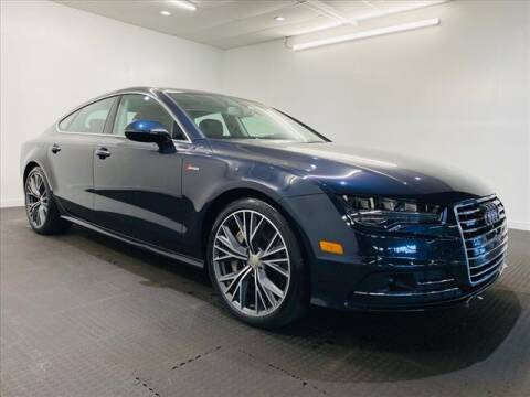 2017 Audi A7 for sale at Champagne Motor Car Company in Willimantic CT
