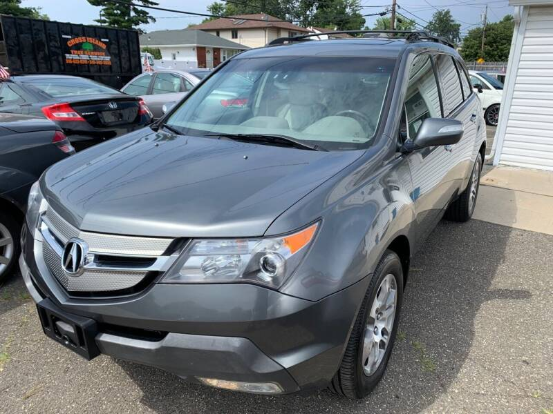 2008 Acura MDX for sale at Jerusalem Auto Inc in North Merrick NY