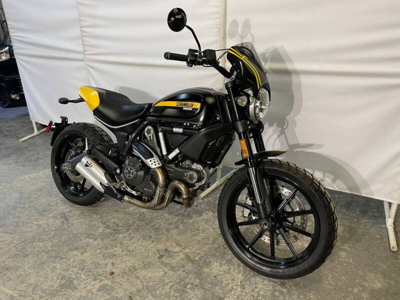 2016 Ducati Scrambler Full Throttle for sale at Kent Road Motorsports in Cornwall Bridge CT