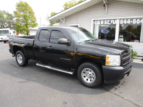 2013 Chevrolet Silverado 1500 for sale at Cars 4 U in Liberty Township OH