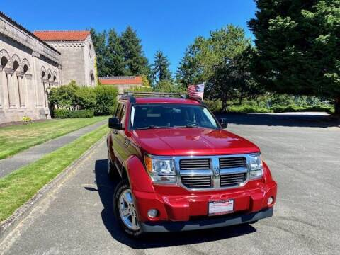 2007 Dodge Nitro for sale at EZ Deals Auto in Seattle WA