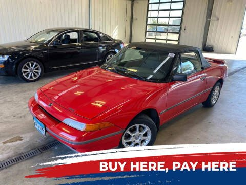 1991 Mercury Capri for sale at Government Fleet Sales - Buy Here Pay Here in Kansas City MO