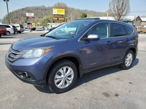 2012 Honda CR-V for sale at MCMANUS AUTO SALES in Knoxville TN