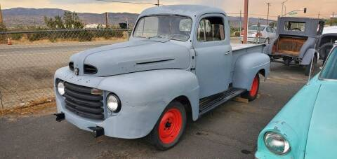 1948 Ford F-100 for sale at Vehicle Liquidation in Littlerock CA