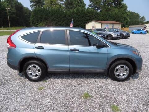 2014 Honda CR-V for sale at DICK BROOKS PRE-OWNED in Lyman SC