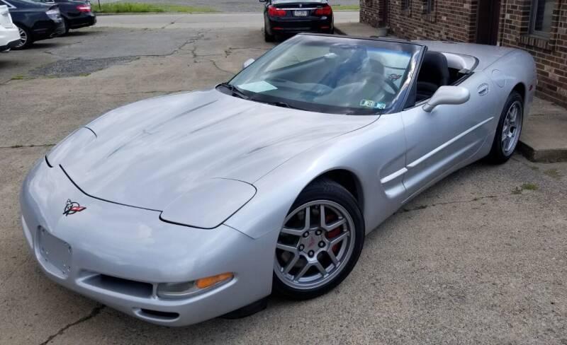 1998 Chevrolet Corvette for sale at SUPERIOR MOTORSPORT INC. in New Castle PA