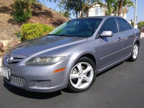 2007 Mazda MAZDA6 for sale at Trini-D Auto Sales Center in San Diego CA
