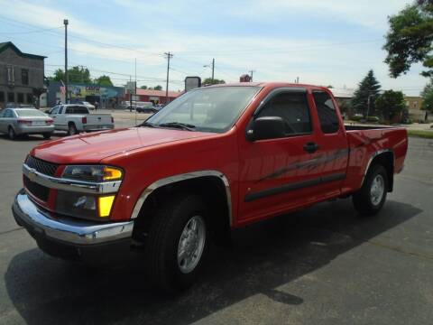 2008 Chevrolet Colorado for sale at NORTHLAND AUTO SALES in Dale WI