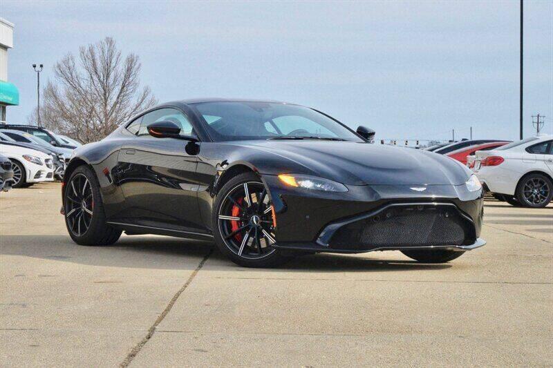 Used Aston Martin For Sale In Cincinnati Oh Carsforsale Com
