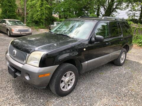 2005 Mercury Mountaineer for sale at MAGIC AUTO SALES in Little Ferry NJ