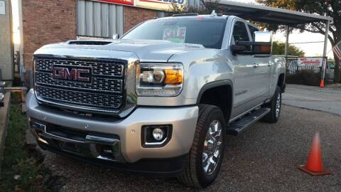 2019 GMC Sierra 2500HD for sale at Allison's AutoSales in Plano TX