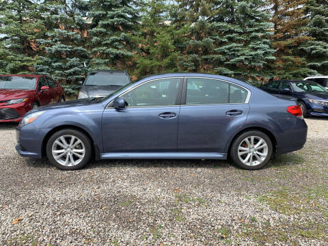 2013 Subaru Legacy for sale at Renaissance Auto Network in Warrensville Heights OH