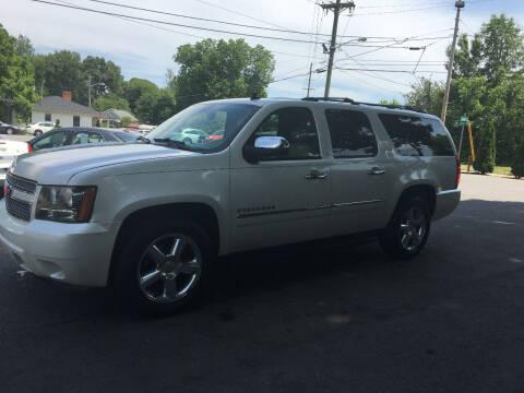 2011 Chevrolet Suburban for sale at Diamond Auto Sales in Lexington NC