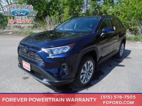 2021 Toyota RAV4 for sale at Fort Dodge Ford Lincoln Toyota in Fort Dodge IA