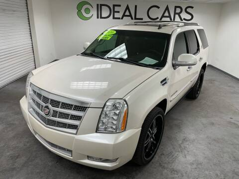 2010 Cadillac Escalade for sale at Ideal Cars Broadway in Mesa AZ